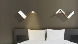 Des luminaires pour un parfait éclairage au lit